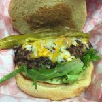 Milt's Stop & Eat - Santa Fe Burger