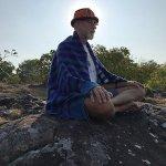 จุดชมวิวลานหินแตก, Broken Rock View Point - special place for a sunrise meditation.