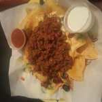 Nachos are great............... Tania your the bomb for recommending.