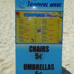 Foto van Tropical Wave