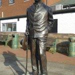 Statue of Sir Arthur Conan Doyle
