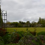 The Walled Garden at The Glenlo Abbey Hotel