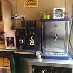 Tea & Coffee Making Facilities in Dining Room
