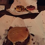 Burger Joint at Le Parker Meridien Hotel Foto