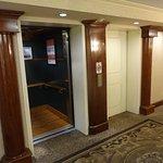 Elevator area on 5th Floor