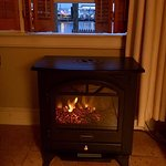 Carolyn fireplace/heater
