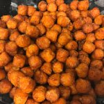 Sweet potato tots