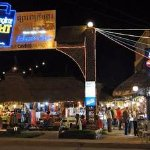 angkor night market .there have alot thing to buy .and make a good imagine next time want to vis