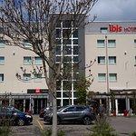 Front of Ibis Hotel Winterthur