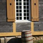 cooper's barrel and window