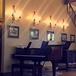 Main Room Piano in the Great House