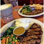 try our Sirloin steak....!!!