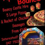 Check out our Bouncy Castles available  on www.monaghanbouncycastles.com