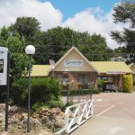 The Hahndorf Motor Lodge, in the heart of Hahndorf.