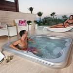 Junior Suite Private Jacuzzi Terrace