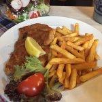 Wiener Schnitzel - pork flank