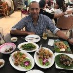 Lunch at Krua Thara