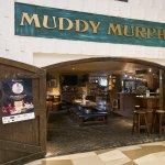 Muddy Murphy's Barn Door