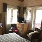 Some photos from room 49 in one of the woodland lodges