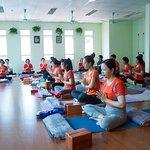 Advanced Teacher Training Course for AD Yoga Teachers