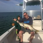 "34"" Snook"