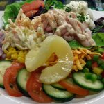 QM Seafood Salad