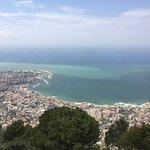 Our Lady of Harissa: Bay of Jounieh