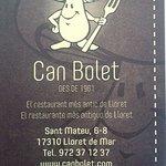 Photo de Can Bolet