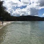 Klong Dao Beach 50m walk from the hotel
