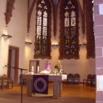 Old St. Nicholas Church in Romer Platze.