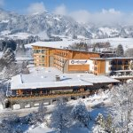 Sonnenalp Resort - Winterlandschaft