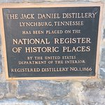 The oldest distillery in the U.S.