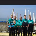Foto de Fistral Beach Surf School