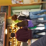 Woodruffs Organic cafe