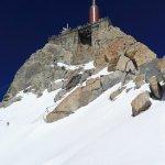 Aiguille du Midi Foto