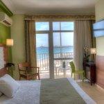 Habitación Doble con cama matrimonio - Hotel Entremares