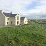 The little cottages