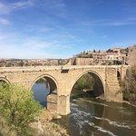 Photo of San Martin Bridge