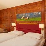 Superior Zimmer im H+ Hotel & Spa Engelberg