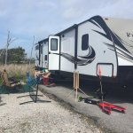 Fort Pickens Campground Foto
