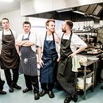 Our talented Kitchen Crew