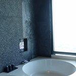 Water room bathtub