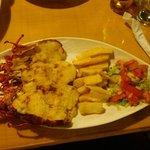 Baby Lobster Termidor