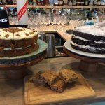 Come and enjoy a slice of cake and hot drink