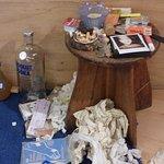 Tracy's detritus