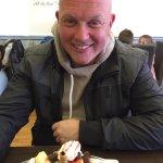 Best place for ice cream in Llandudno.