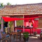haven på taget - god til morgenmad og afslapning