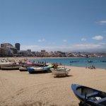 Foto de Playa de Las Canteras
