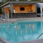 Bar à la piscine