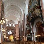 Roskilde Domkirkes monumentale indre